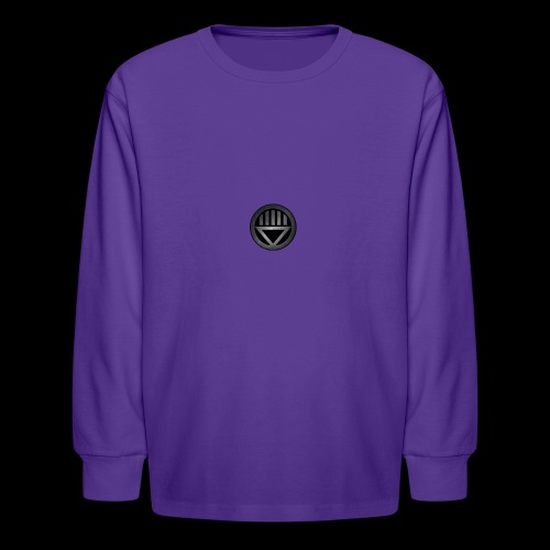 Knight654 Logo - Kids' Long Sleeve T-Shirt