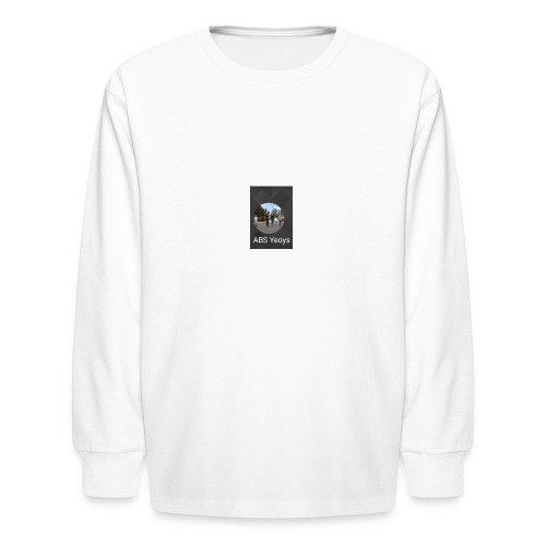 ABSYeoys merchandise - Kids' Long Sleeve T-Shirt