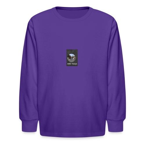 ABSYeoys merchandise - Kids' Long Sleeve T-Shirt
