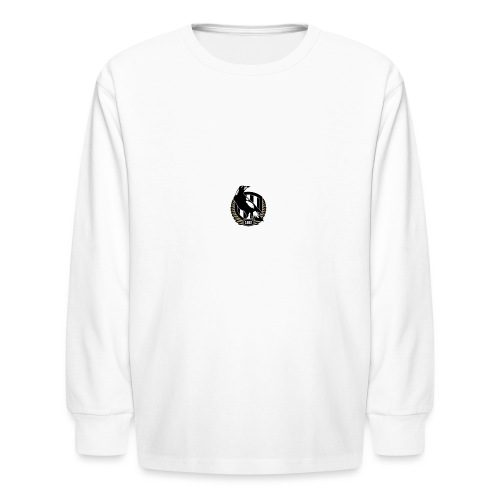 collingwood - Kids' Long Sleeve T-Shirt