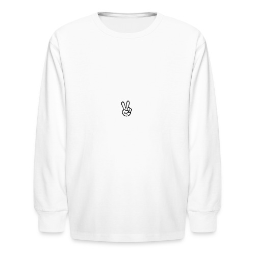 Peace J - Kids' Long Sleeve T-Shirt