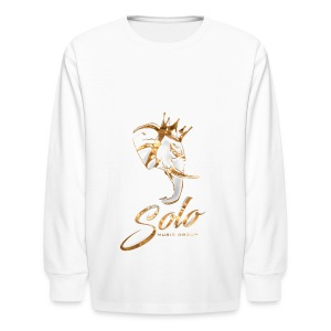 Solo Music Group - Kids' Long Sleeve T-Shirt