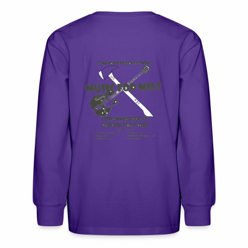 2018 Pre-St. Patricks Day Bash - Kids' Long Sleeve T-Shirt