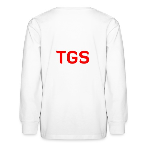 TGS Logo - Kids' Long Sleeve T-Shirt