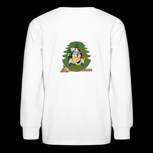 Archigantegou Logo Color - Kids' Long Sleeve T-Shirt