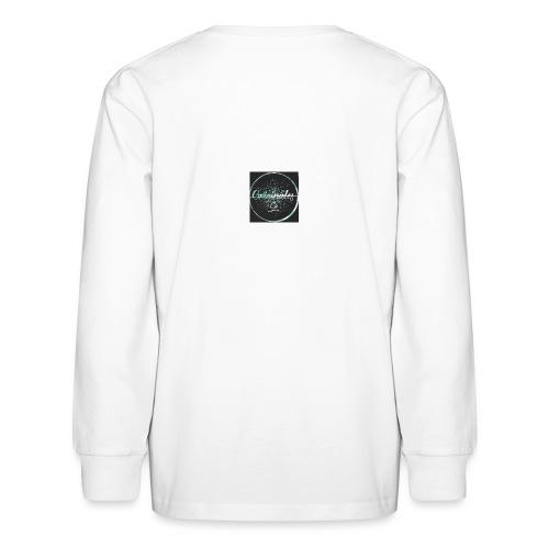 Originales Co. Blurred - Kids' Long Sleeve T-Shirt