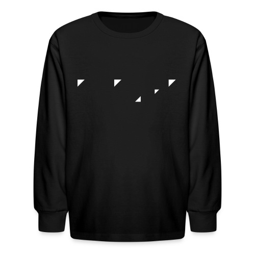 bulgebull icon - Kids' Long Sleeve T-Shirt