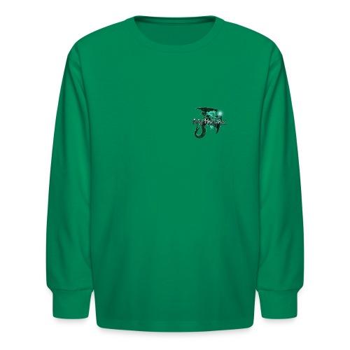 dragontshirtbrightersmaller - Kids' Long Sleeve T-Shirt