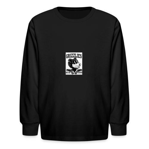 beararms - Kids' Long Sleeve T-Shirt