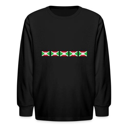 bi png - Kids' Long Sleeve T-Shirt
