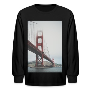 Golden Gate Bridge - Kids' Long Sleeve T-Shirt
