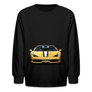 Ferrari 458 Speciale - Kids' Long Sleeve T-Shirt