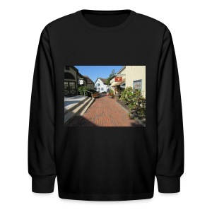 Historic Village - Kids' Long Sleeve T-Shirt