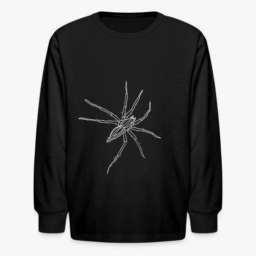 grass spider inv - Kids' Long Sleeve T-Shirt