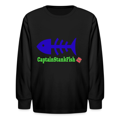 A Shirt for a Stanky Person - Kids' Long Sleeve T-Shirt