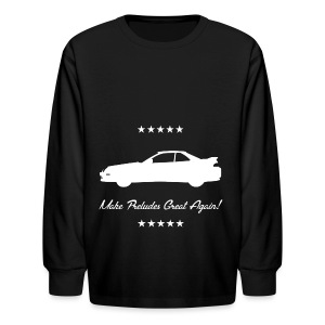 Make Preludes Great Again! - Kids' Long Sleeve T-Shirt