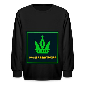 YouTube Channel gifts - Kids' Long Sleeve T-Shirt