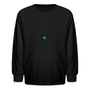 Seller Logo - Kids' Long Sleeve T-Shirt