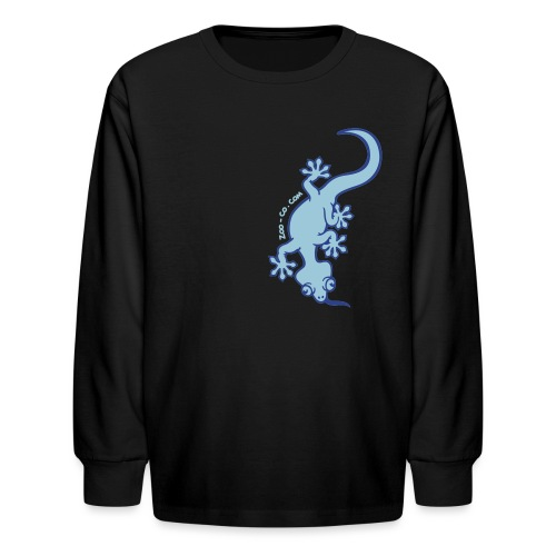 Gecko - Kids' Long Sleeve T-Shirt