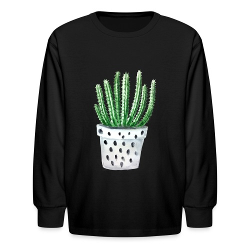 Cactus - Kids' Long Sleeve T-Shirt