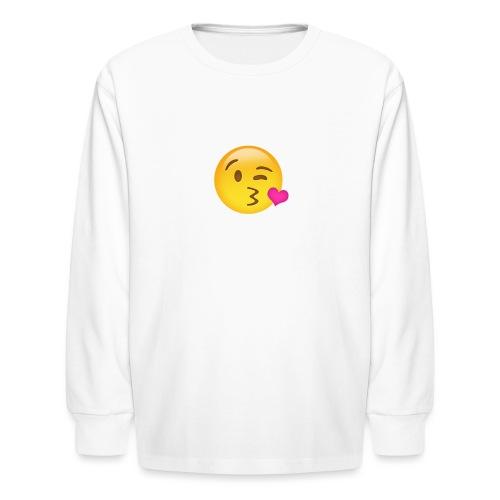 Sending Love - Kids' Long Sleeve T-Shirt