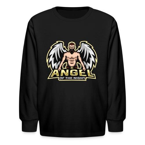 AngeloftheNight091 T-Shirt - Kids' Long Sleeve T-Shirt