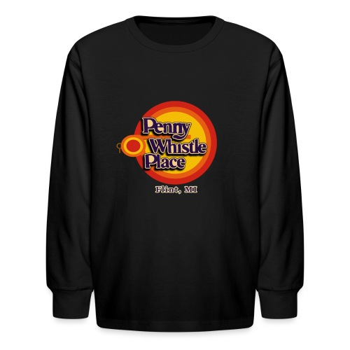 Penny Whistle Place - Kids' Long Sleeve T-Shirt