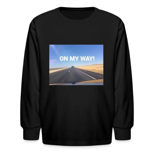 omw - Kids' Long Sleeve T-Shirt