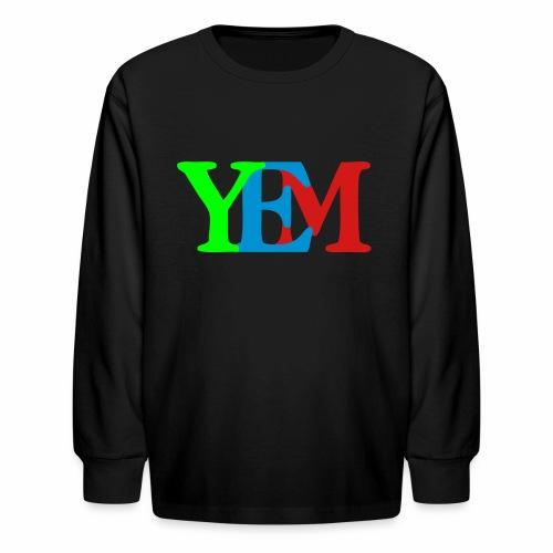 YEMpolo - Kids' Long Sleeve T-Shirt