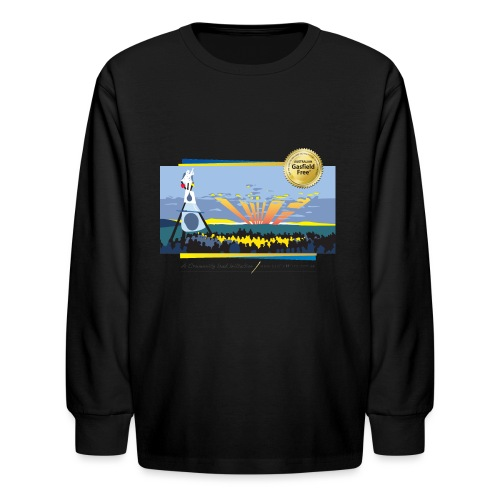 Bentley Blockade - Kids' Long Sleeve T-Shirt