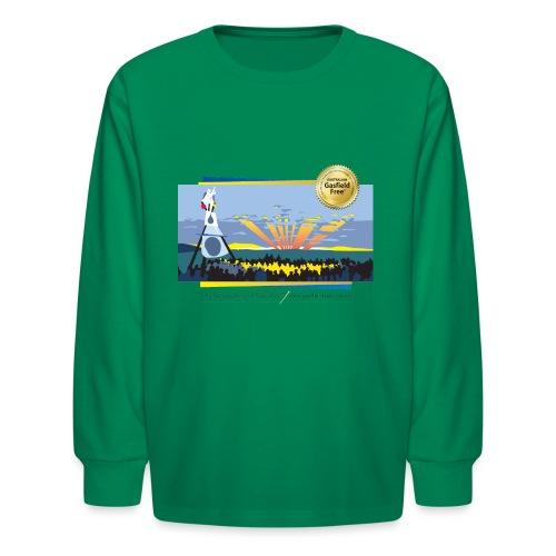 Bentley Blockade - Kids' Long Sleeve T-Shirt