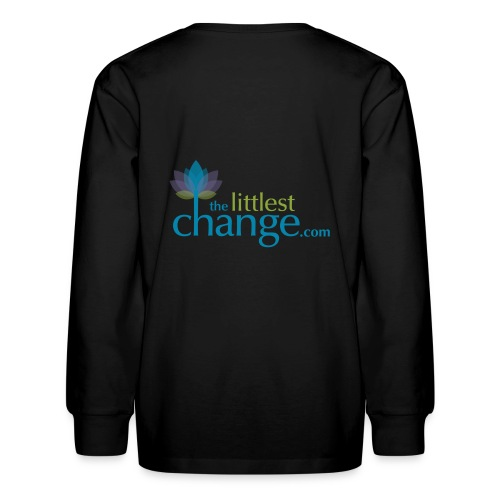 Teach, Love, Nurture - Kids' Long Sleeve T-Shirt