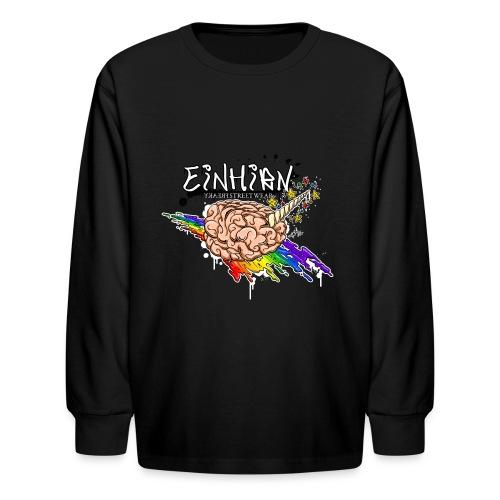 Einhirn - Kids' Long Sleeve T-Shirt