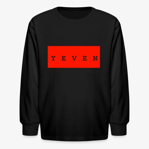 Yevenb - Kids' Long Sleeve T-Shirt