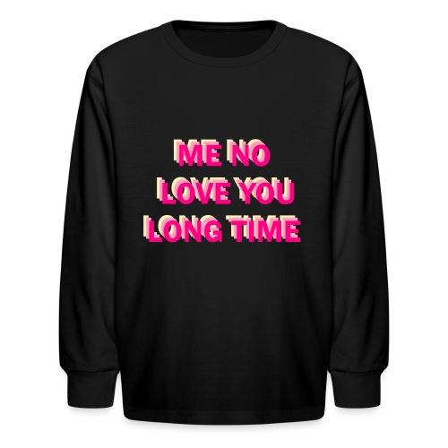 Full Metal Jacket shirt - Kids' Long Sleeve T-Shirt
