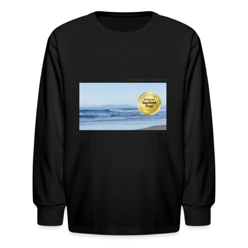 Beach Collection 1 - Kids' Long Sleeve T-Shirt
