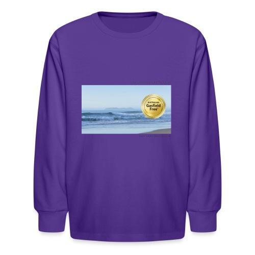 Beach Collection 1 - Kids' Long Sleeve T-Shirt
