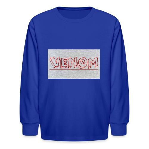 Venom - Kids' Long Sleeve T-Shirt