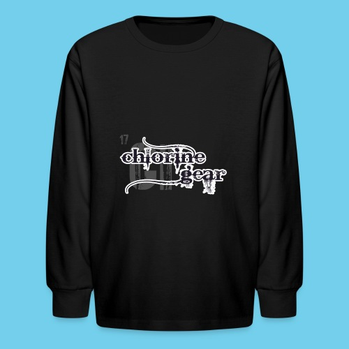 Butterwhy.png Sweatshirts - Kids' Long Sleeve T-Shirt