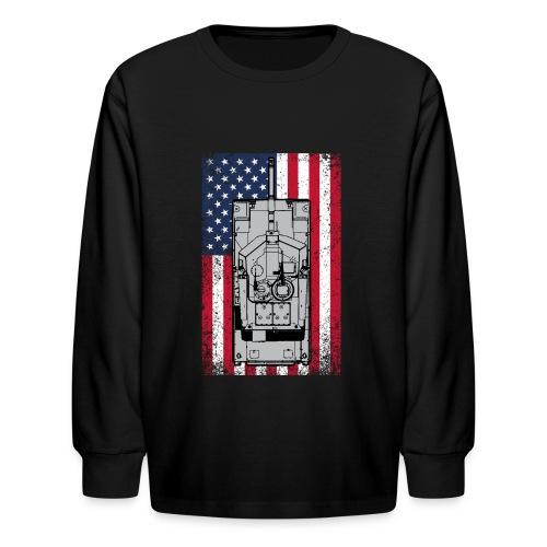 4th of July - Kids' Long Sleeve T-Shirt