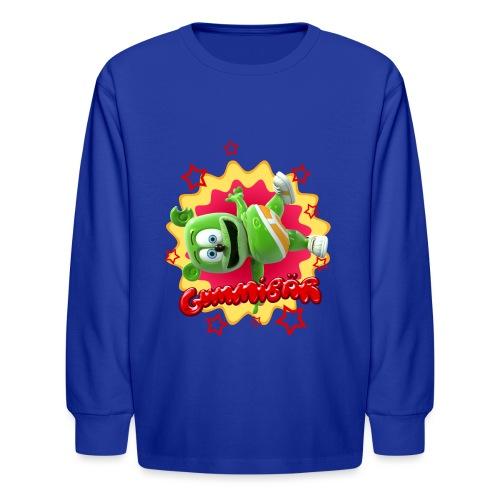Gummibär Starburst - Kids' Long Sleeve T-Shirt