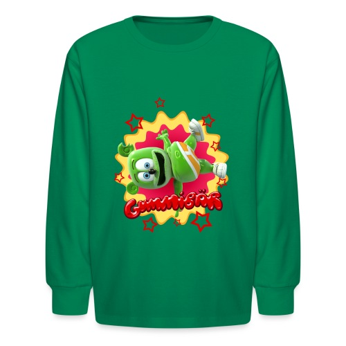 Gummibär Starburst - Kids' Long Sleeve T-Shirt