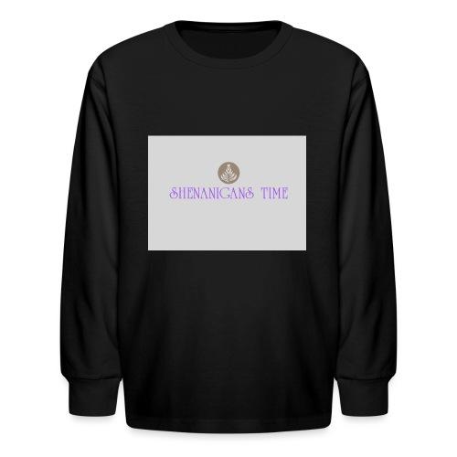 New merch for 2020 - Kids' Long Sleeve T-Shirt