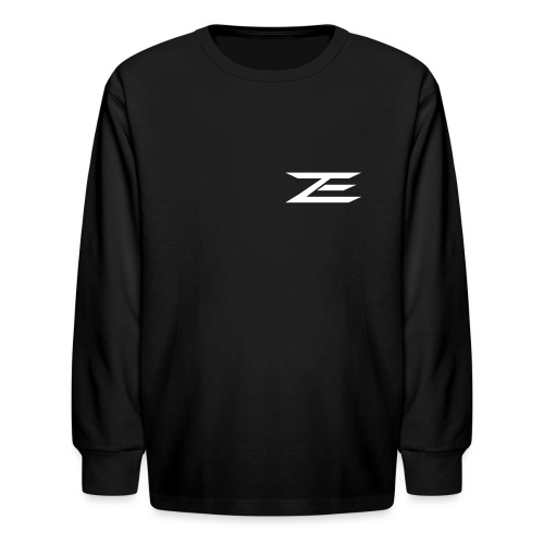 Final_ZACH_LOGO - Kids' Long Sleeve T-Shirt