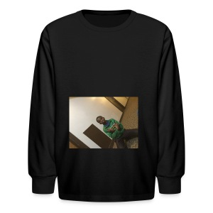 my cool picture sweatshirt - Kids' Long Sleeve T-Shirt