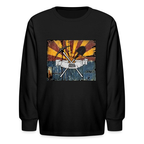 MPA new - Kids' Long Sleeve T-Shirt