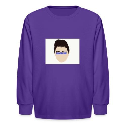 Fernando Cortez merck - Kids' Long Sleeve T-Shirt