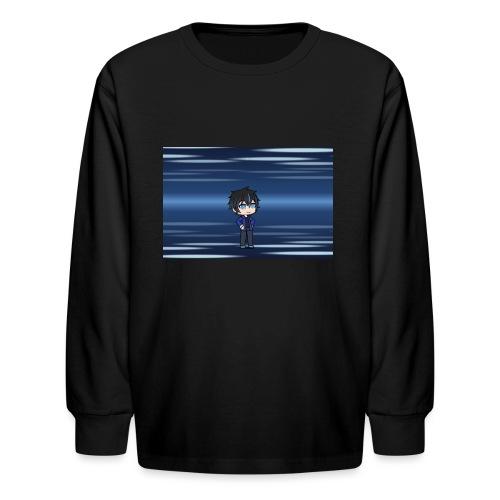 NEW DESIGN! THEGACHA_SKY PRODUCT - Kids' Long Sleeve T-Shirt
