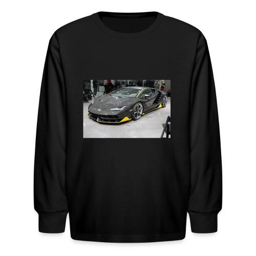 Lamborghini Centenario front three quarter e146585 - Kids' Long Sleeve T-Shirt