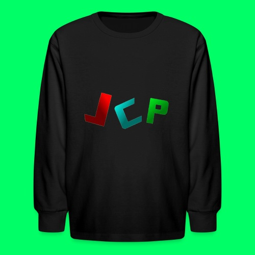 JCP 2018 Merchandise - Kids' Long Sleeve T-Shirt